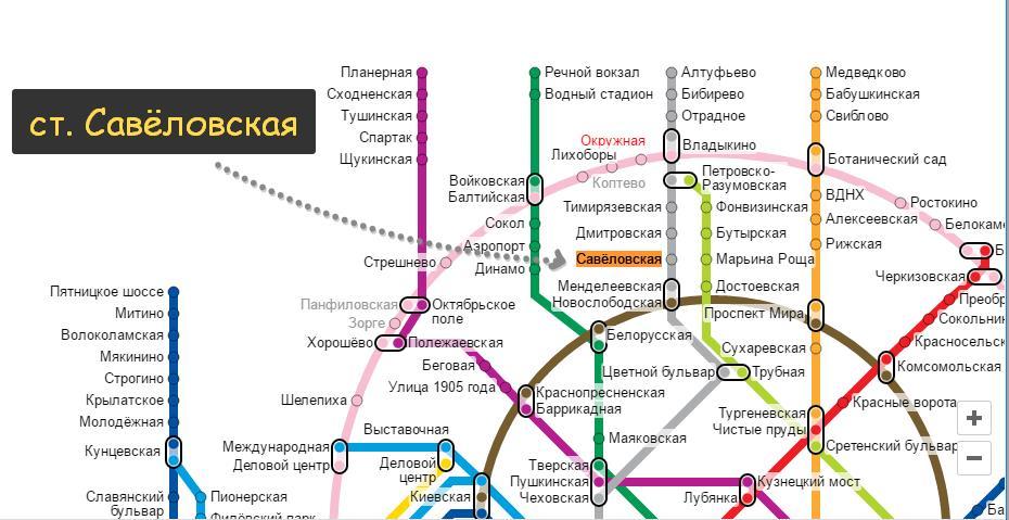 Метро багратионовское схема проезда