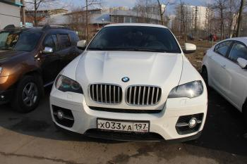 BMW X6 I (E71) ActiveHybrid