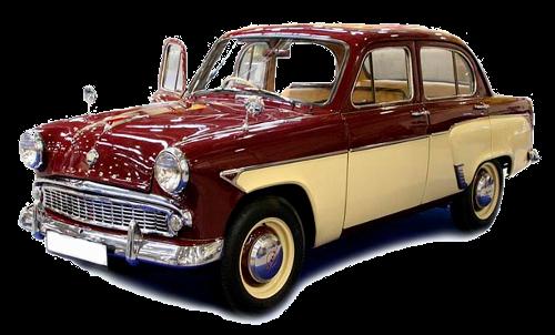 Покупка старых автомобилей